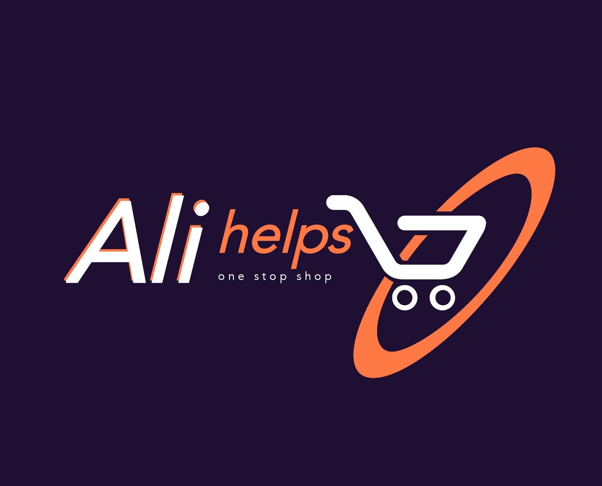 AliHelps Logo